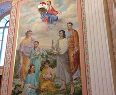 Святой мученик и христианин: картина с Порошенко шокировала народ