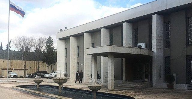 Сирия: российское посольство атаковала группа террористов - СМИ