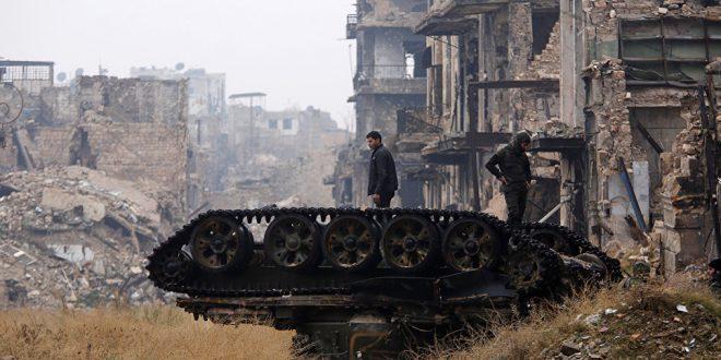 Сирийские войска полностью разбомбили боевиков и взяли под контроль Алеппо - Асад