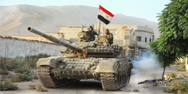 Бегут пулей: боевики испугались наступления САР; террористы умоляют их пощадить