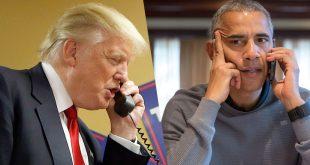 В штабе республиканца сообщили о «приятном» телефонном разговоре между двумя лидерами.