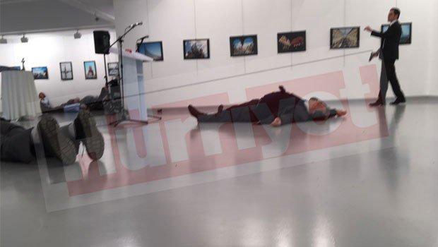 «Пуля в картину»: преступник совершил нападение на российского посла в Турции – СМИ