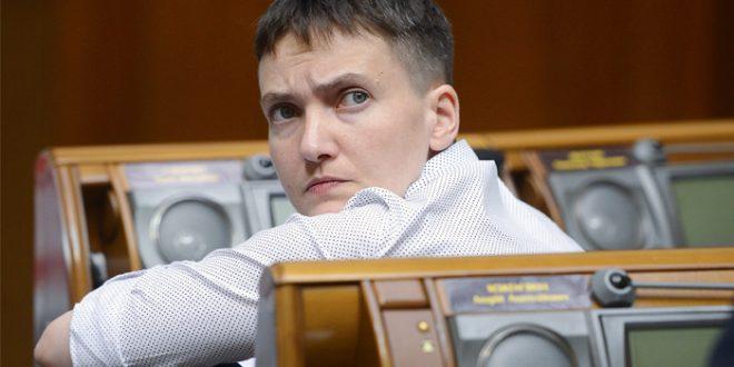 Война среди своих: украинская власть готовит план по уничтожению Савченко