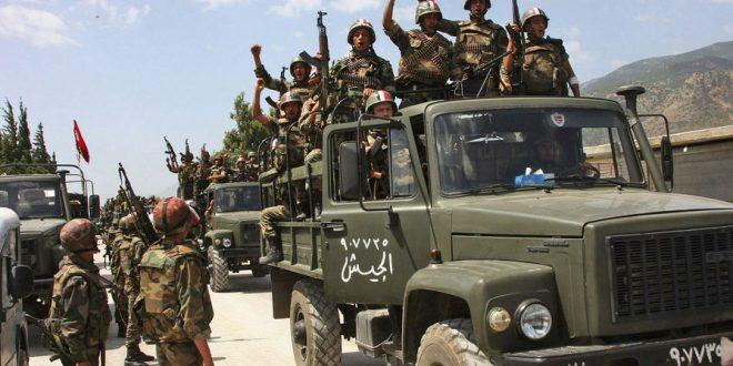 Массовое бегство террористов: сирийская армия жестко проучила боевиков; повстанцы покидают исторические кварталы Алеппо
