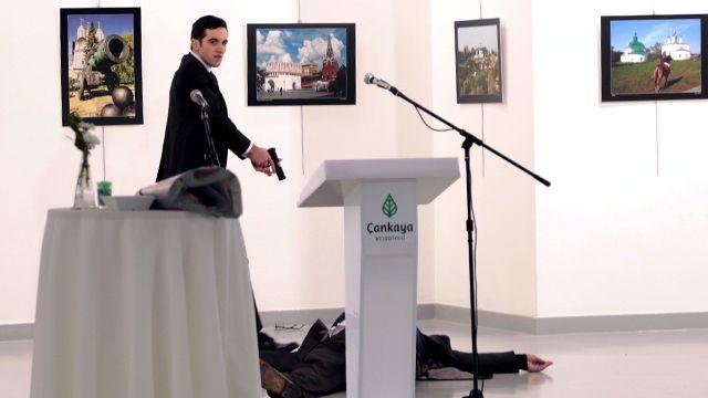 """""""Джейш аль-Фатх"""" взяла на себя ответственность за убийство российского посла"""