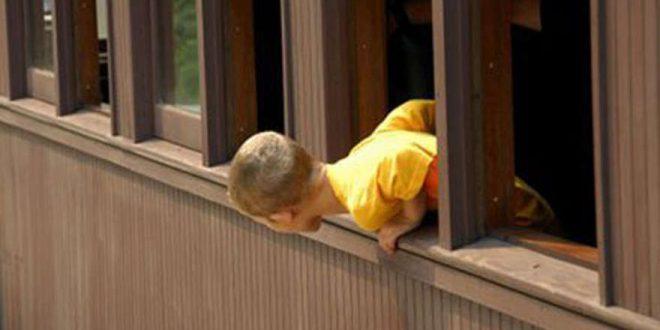 Чудное спасение: в сети появились кадры выпавшего с 16-го этажа мальчика – СМИ