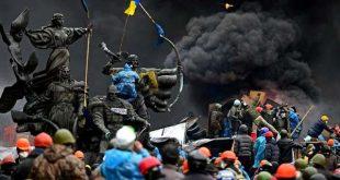 Отголоски «кровавого майдана»: в Москве официально признали события 2014 года на Украине государственным переворотом