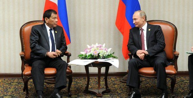 «Грязь в лицо Обамы»: своим сближением с «русским диктатором» филиппинский лидер просто «плюнул в лицо» уходящему президенту Америки