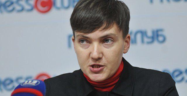 Настоящими «демонами» для народа является «банда» украинской власти – Савченко