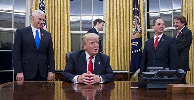 Транстихоокеанское партнерство «умерло» для Америки – Трамп