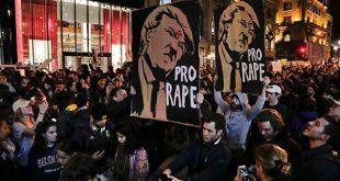 Начались первые аресты знаменитостей, бунтовавших против 45 президента Америки – СМИ