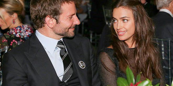 СМИ: названа дата бракосочетания Ирины Шейк и ее возлюбленного Брэдли Купера