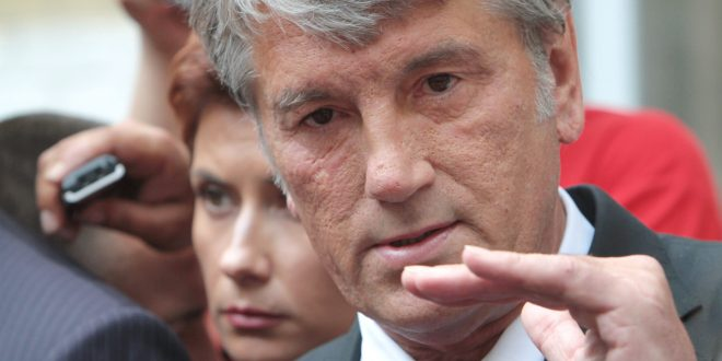 Народ пал на Майдане и не достиг ничего – Ющенко