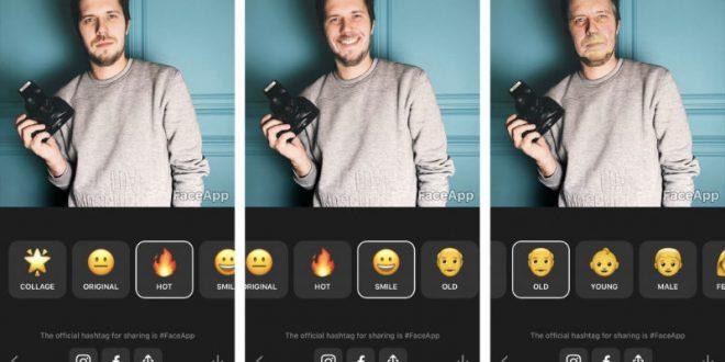 Новое российское мобильное приложение стало хитом в интернете
