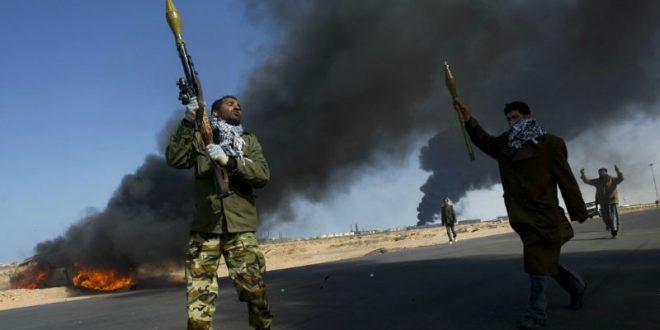 Брат Каддафи потребовал от Совбеза ООН извинений за разруху в Ливии