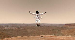 Фотограф нашел копию марсианского пейзажа на Земле