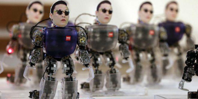 Гостей зимней Олимпиады в Южной Корее встретят роботы с искусственным интеллектом