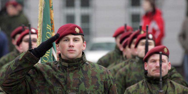 Литовским полицейским пришлось применить электрошокеры, чтобы успокоить пьяных военных НАТО