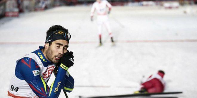 Интернет-пользователи окрестили проигнорировавшего российских биатлонистов Фуркада «свиньей»