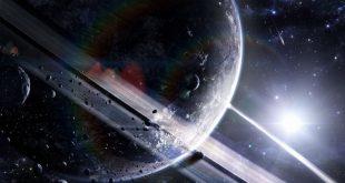 «Кассини» сфотографировал загадочные объекты в кольцах Сатурна
