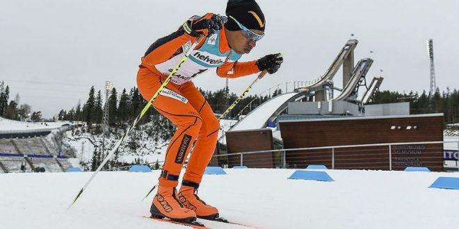 Впервые вставший на лыжи спортсмен из Венесуэлы стал звездой чемпионата мира по лыжным гонкам