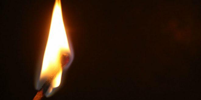 Кировский пенсионер заживо сжег соседку , отказавшуюся давать ему деньги на спиртное