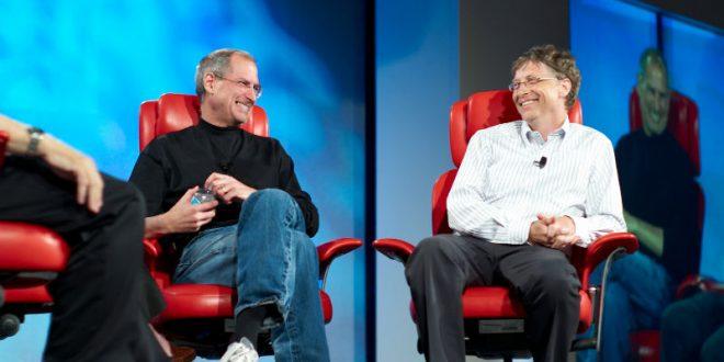 Билл Гейтс рассказал, как они со Стивом Джобсом вдохновлялись достижениями Xerox при создании Windows и Mac OS