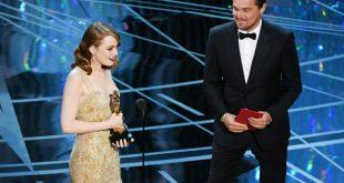 Соцсети возложили ответственность за ошибку на «Оскаре» на «мстительного» Ди Каприо