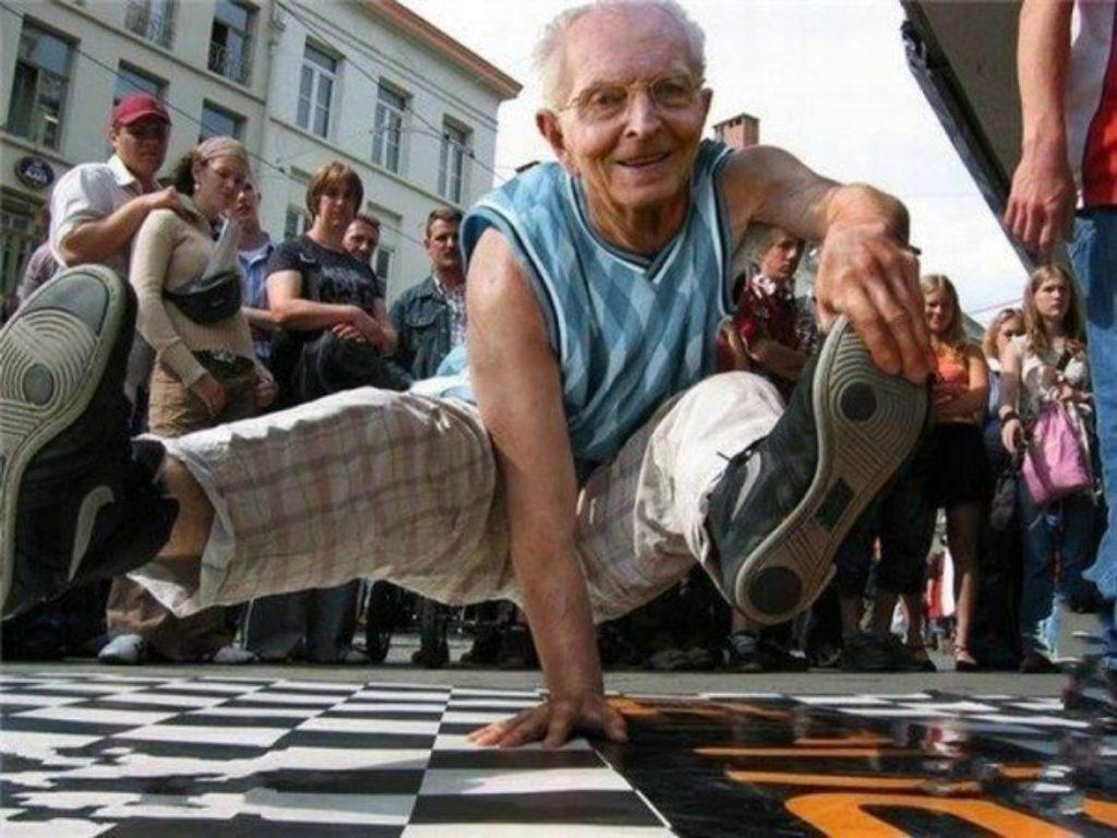 освежающий, картинка танцующий дед практческую ценность для