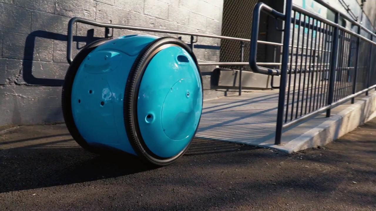 «Ваш багаж, сэр!»: итальянцы создали уникального робота-помощника, способного носить вещи владельца – СМИ