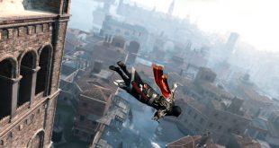 Москвич разбился насмерть, пытаясь повторить «прыжок веры» из Assassin's Creed