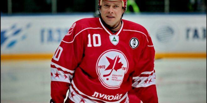 Знаменитый российский хоккеист Павел Буре отказался от американского гражданства