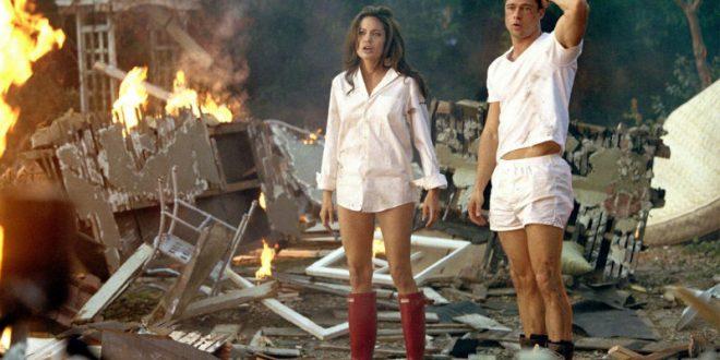 Джоли и Питт устроили войну из-за шикарного особняка на юге Франции
