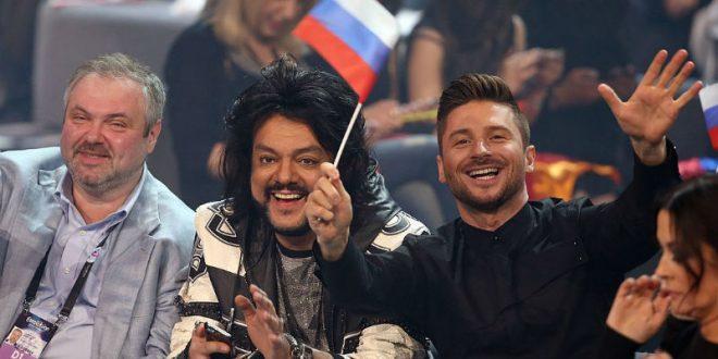 Филипп Киркоров предложил России бойкотировать «Евровидение» в Киеве