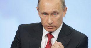 Мечтающий стать тореадором Путин станет героем нового финского мультфильма