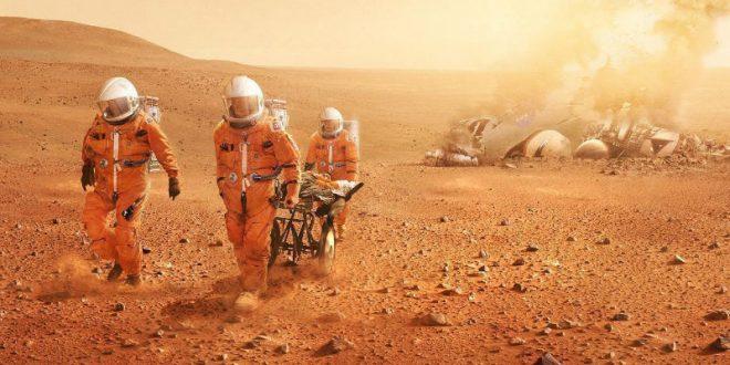 НАСА обещает сделать Марс пригодным для жизни