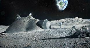 По поверхность Луны обнаружены многокилометровые тоннели неизвестного происхождения