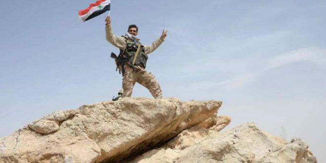 Сирийская армия при поддержке ВКС РФ освободила Пальмиру от террористов