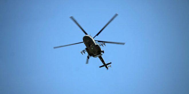 В Стамбуле разбился вертолет с четырьмя россиянами
