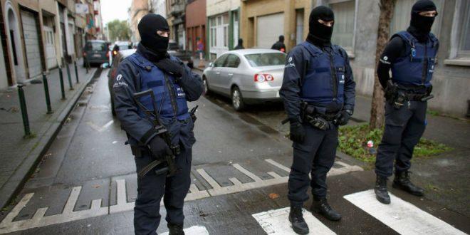 Бельгийским полицейским удалось предотвратить теракт в городе Антверпен