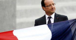 Хакеры разместили в Facebook Олланда приглашение на прощальную вечеринку по случаю его отставки