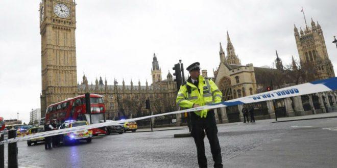 В Лондоне по делу о теракте у здания парламента задержаны 7 человек