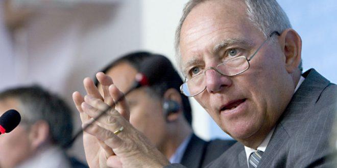 Глава Минфина Германии получил бомбу в посылке из Греции