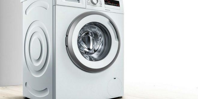 В Сети появилось видео с исполняющей электронную музыку стиральной машинкой