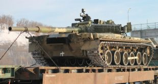 Москвич приговорен к условному сроку за попытку вывезти танк 1945 года в Казахстан
