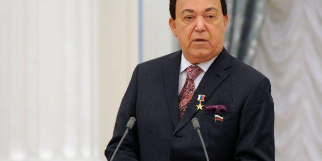 «Ну, и слава Богу»: Кобзона обрадовал возможный запрет въезда на Украину для Самойловой