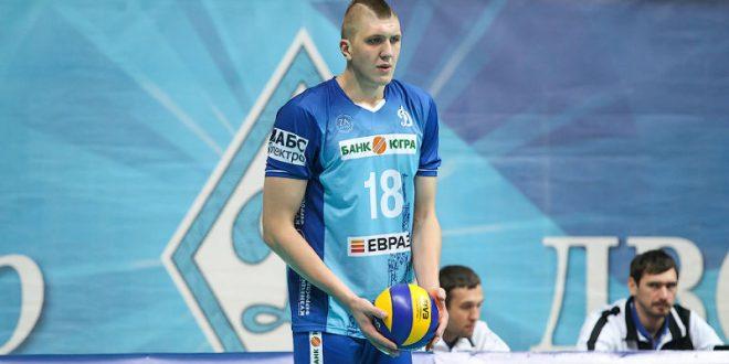Волейболиста Александра Кимерова сняли с рейса «Победы» из-за слишком длинных ног