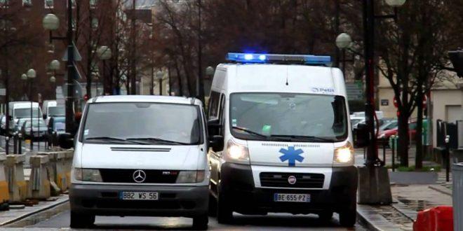 Жительница Омска не пропустила машину скорой помощи из-за неумения сдавать назад