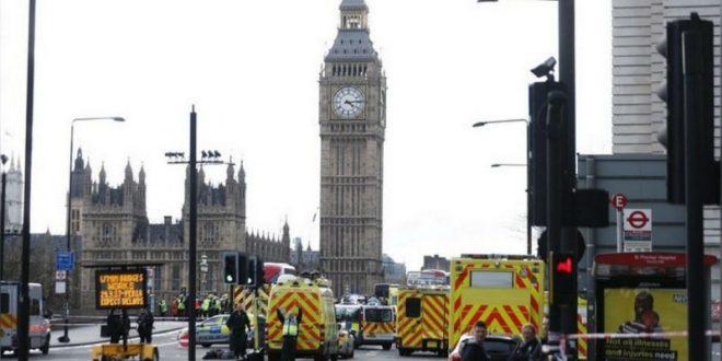 Британская полиция рассказала о лондонском террористе