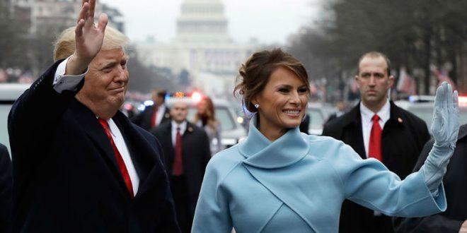 Трамп хочет посоветоваться с женой насчет повышения своего рейтинга популярности